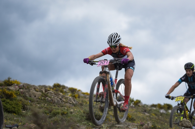 Ferreira, Lakata and Galicia, protagonists in the European Championship of XCM