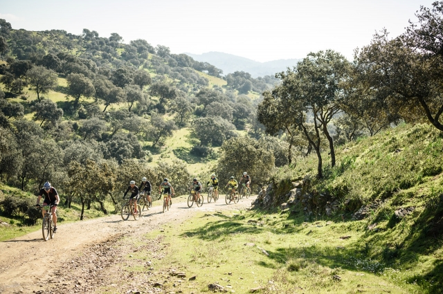Andújar consolidates as a mythical venue of Andalucía Bike Race presented by Shimano