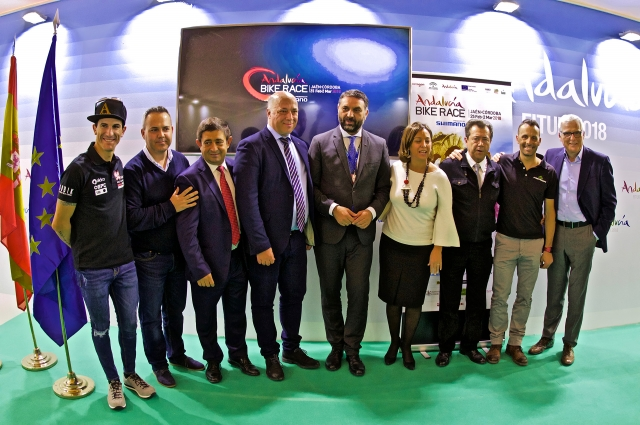 Andalucía Bike Race presented by Shimano launc hed at FITUR