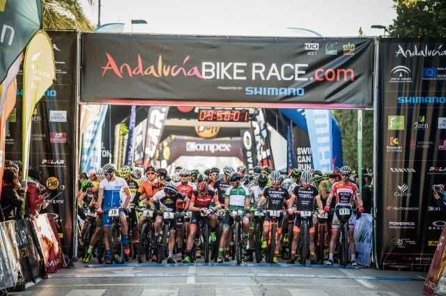 Villaviciosa de Córdoba hosts Andalucía Bike Race presented by Shimano for the first time