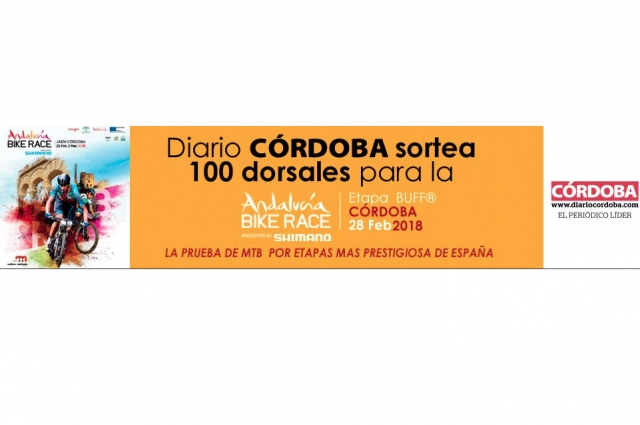 The Diario de Córdoba invites you to participate in the BUFF® stage!