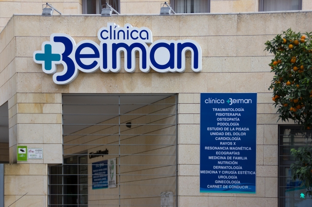 Beiman Clinic, official medical center
