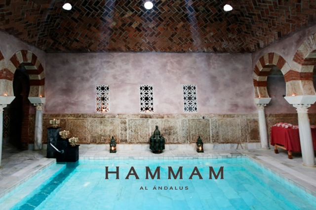 Arab Baths Hammam Al Andalus for the participants