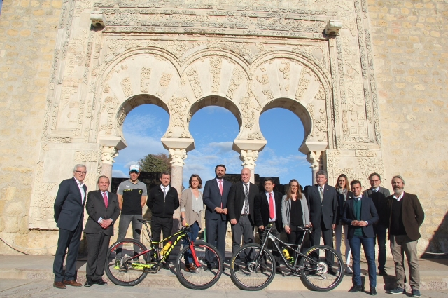 Andalucía Bike Race presented by Shimano launched in Córdoba