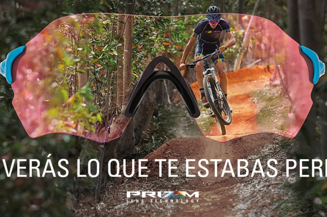 Oakley, official sponsor of Andalucía Bike Race presented by Shimano