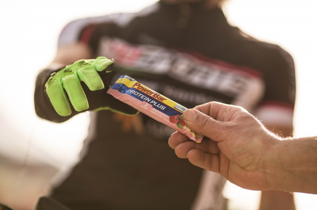 PowerBar will feed all riders