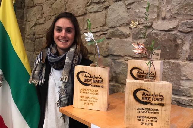 Andalucía Bike Race presented by Shimano honors the olive grove landscape