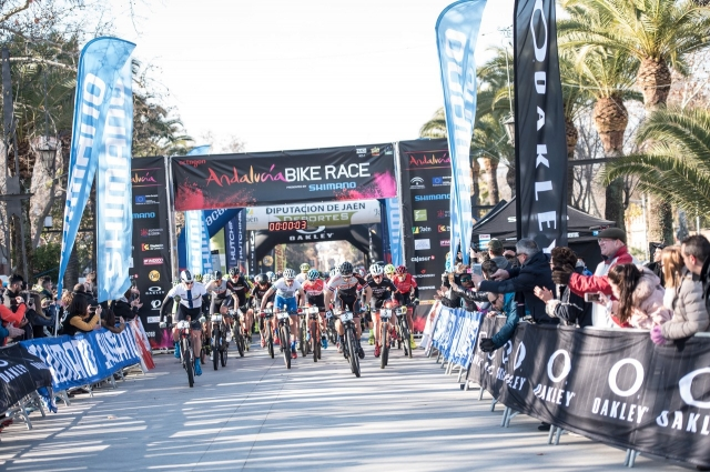 Last month to sign up for Andalucía Bike Race!