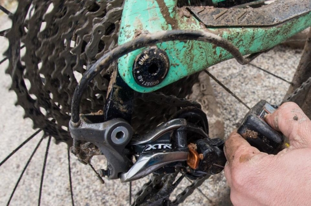 Shimano's great mechanical support