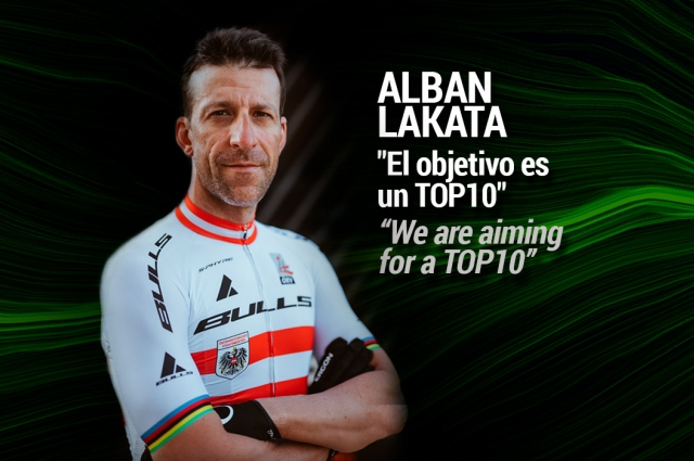 "ALBAN LAKATA: ""We are aiming for a TOP10"""